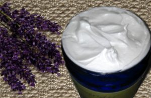 DIY Coconut Oil Lavender Body Butter