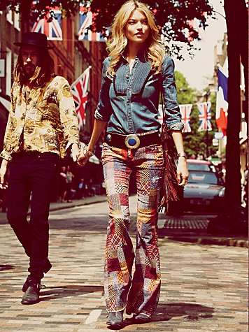 Fashion Friday - Free People Pants