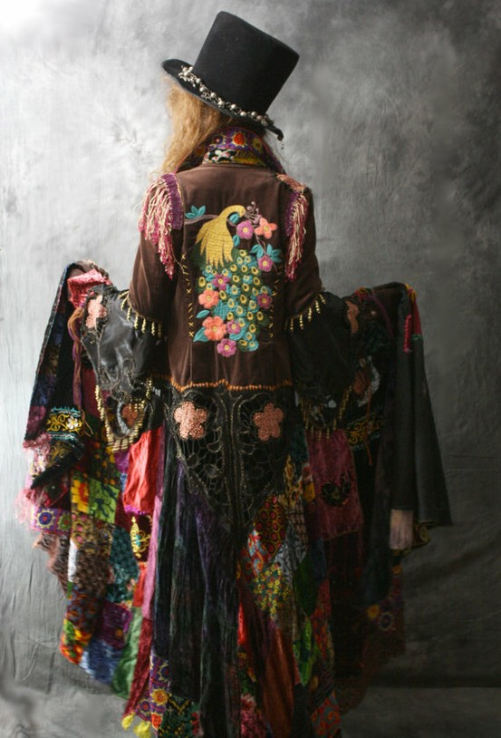 Vintage Magical Hippie Jacket