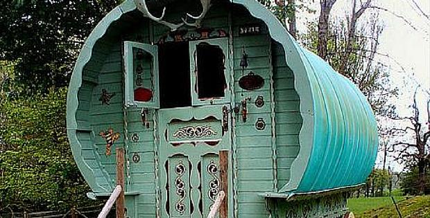 11 Amazing Gypsy Caravans