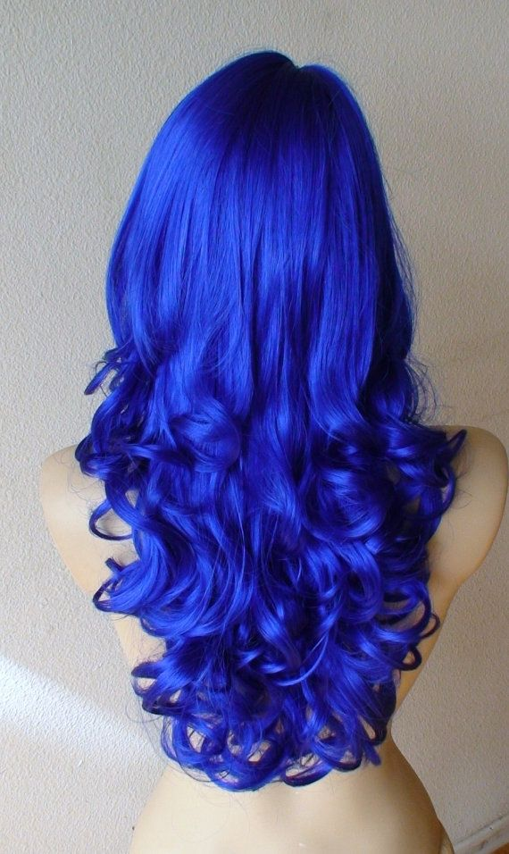 Aquarius Hair Color