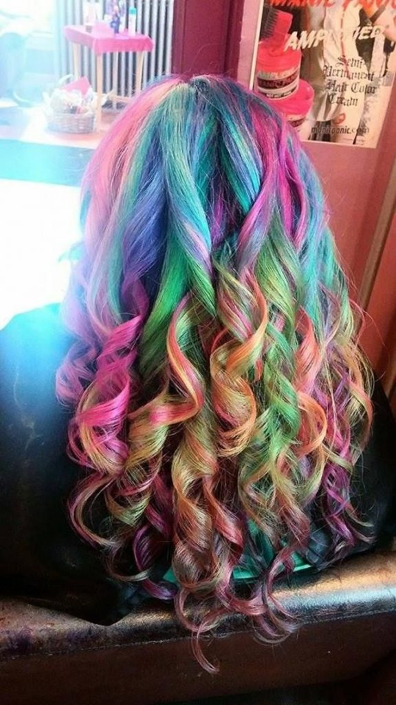 Gemini Hair Color