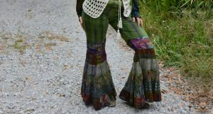 Gypsy Patchwork Pants