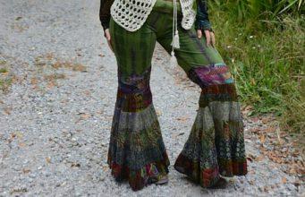 Gypsy Patchwork Pants