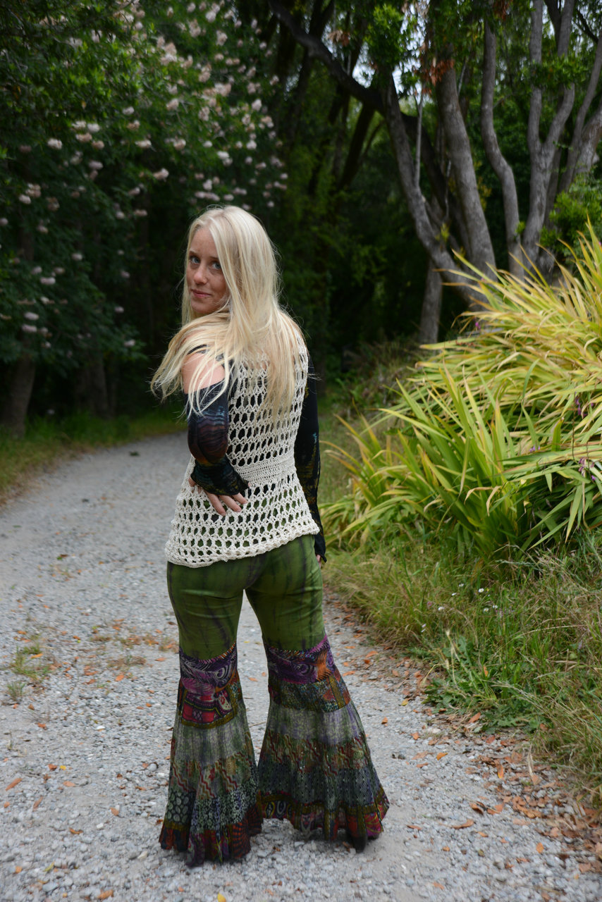 Gypsy Patchwork Pants and Vest