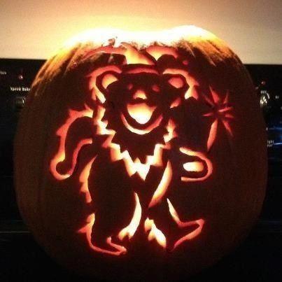 Jerry Bear Pumpkin