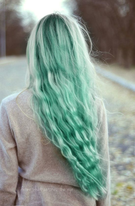 Pisces Hair Color
