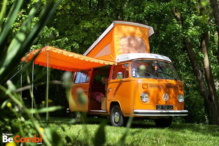 VW Bus Campers