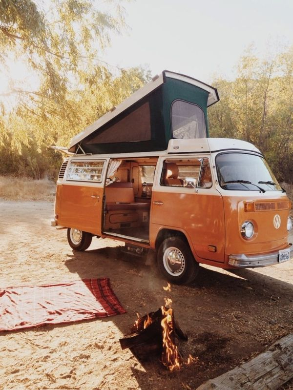 VW Bus Campers