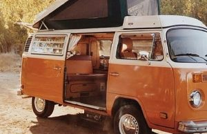 VW Bus Campers To Take A Road Trip In