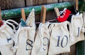 5 Festive & Chic Advent Calendars