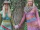 A Dreamy Batik Dress