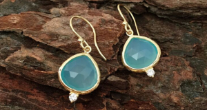 Enchanting Kasbah Earrings by Presh
