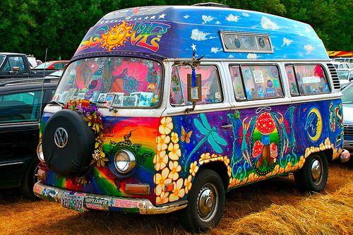 Fantasy VW Bus