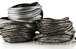 Obsession- Beads Row Wrap Bracelet