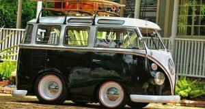 Mini VW Buses - Groovy VW Shorties