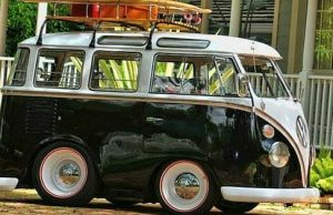 Mini VW Buses - Groovy VW Shorties