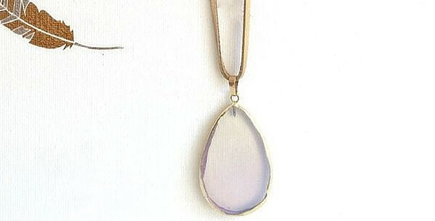 Opalite Soul Necklace By Presh