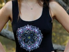 A Stand Out Hippie Tank Top