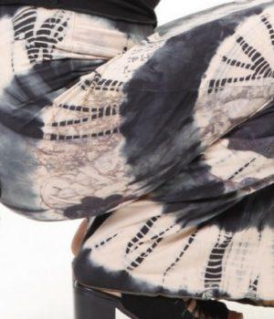 A Gorgeous Maxi Skirt_ A Goddess and Tie Dye