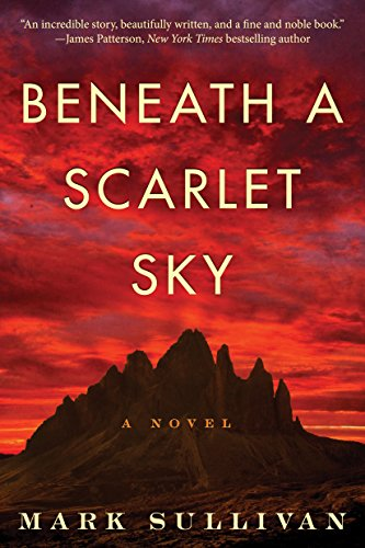 Beneath A Scarlet Sky Summer reading list book