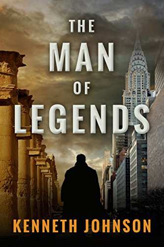 The Man of Legends Summer Reading list book