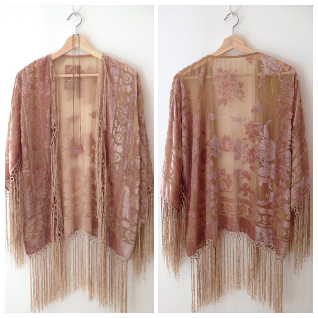 hippie kimono