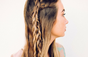 4 Simple Bohemian Hairstyles Perfect for Your Next Music Festival
