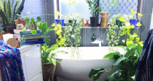 7 Fabulous Inspirations for your Bohemian Bathroom Goals