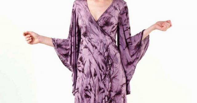 A Gorgeous Geisha Wrap Dress