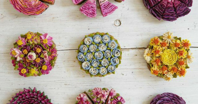 Raw Vegan Cakes are Now Available for Your Guiltless Sugar Fix and They're Darn Pretty!