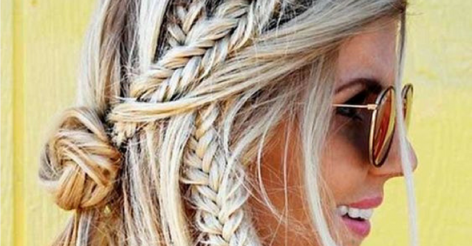 7 Braided Bohemian Hairstyles That Will Make Your Long Hair Something Of Envy