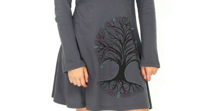 Flattering, Feminine And Fabulous _ The Molly Mini Dress