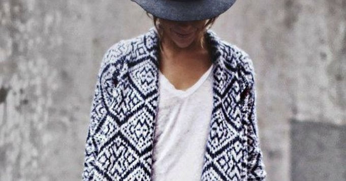 7 Bohemian Winter Outfits to Keep You Fab and Warm This Coming Season!