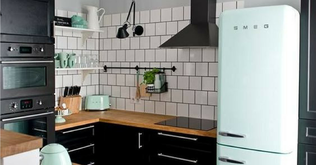 3 Kitchen Decorating Tips For A Modern Hip Monochromatic Theme