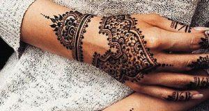 9 Inspiring Henna Tattoos